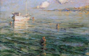 Одна из картин художника Jaume Malaret